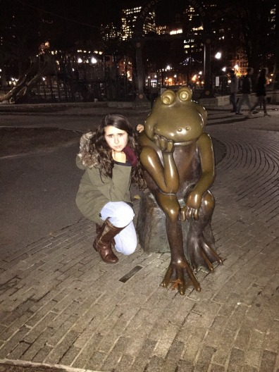 Boston Commons/ Frog Pond